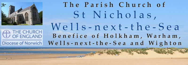 St Nicholas Church Wells Logo