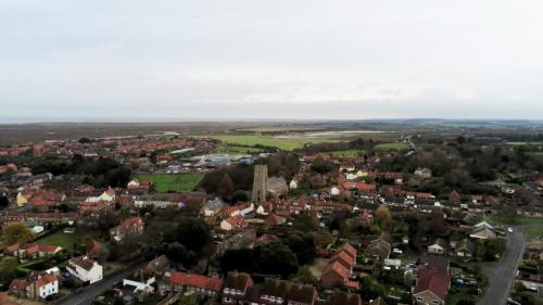 wells from the air